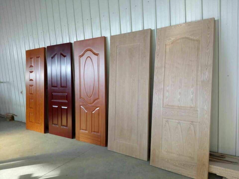 MDF Door Manufacturer / European Style Interior PVC Door