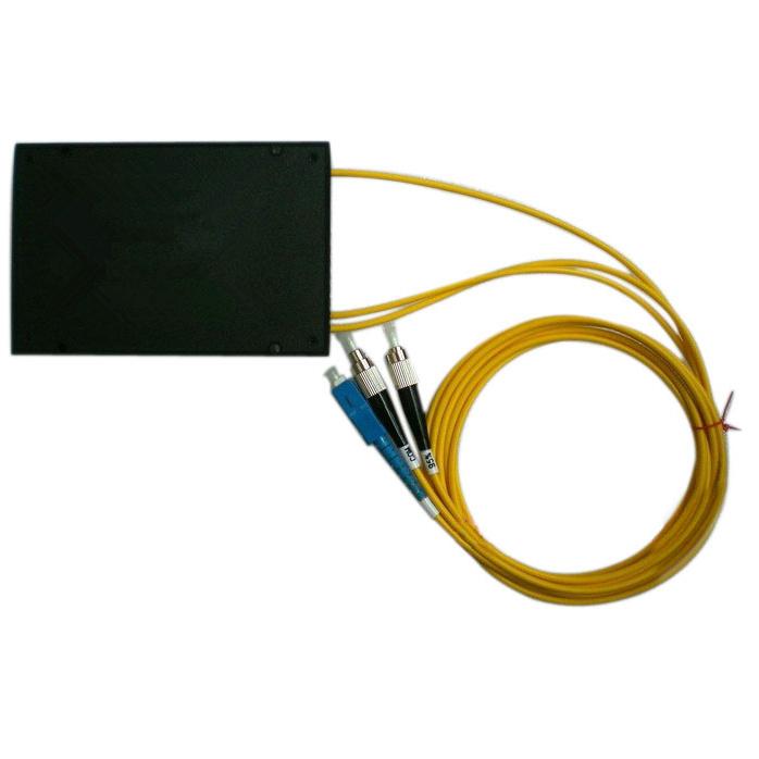 Gpon/Epon Fiber Optical Splitter ABS Box PLC Splitter
