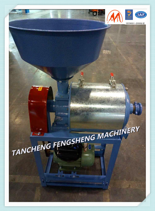 6fs-180z Small Wheat Flour Milling Machine