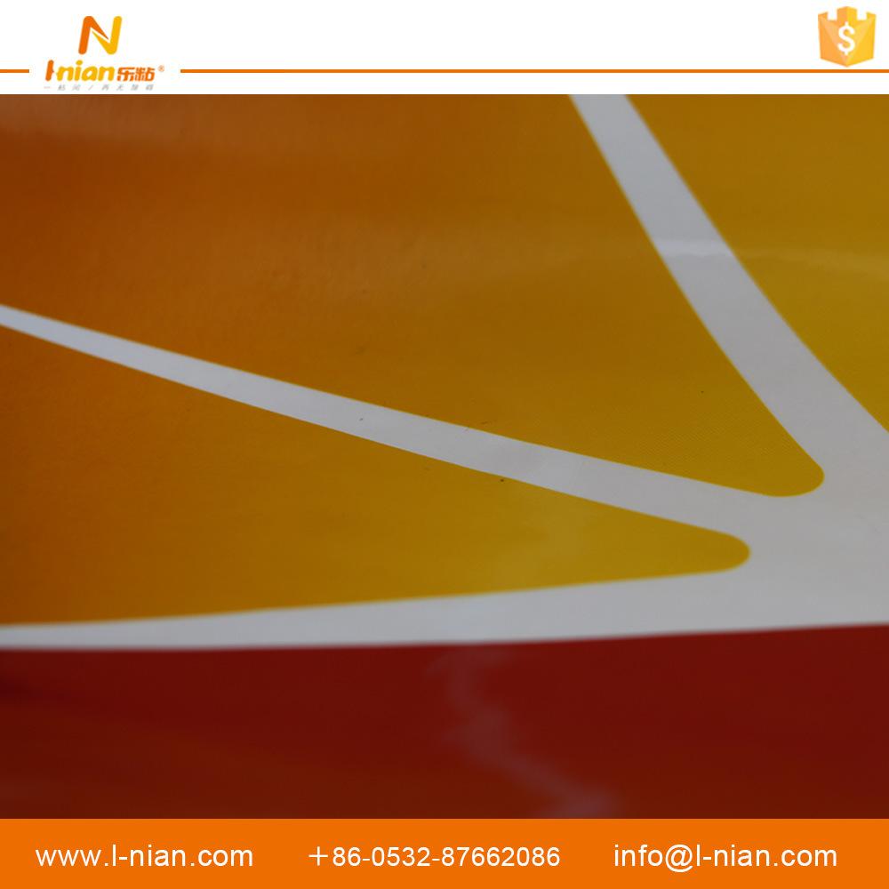 Custom Waterproof Oil Resistant Brand Logo Label Sticker