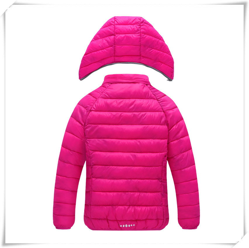 OEM Wholesale Fashion Kids Jacket Down Jacket 608