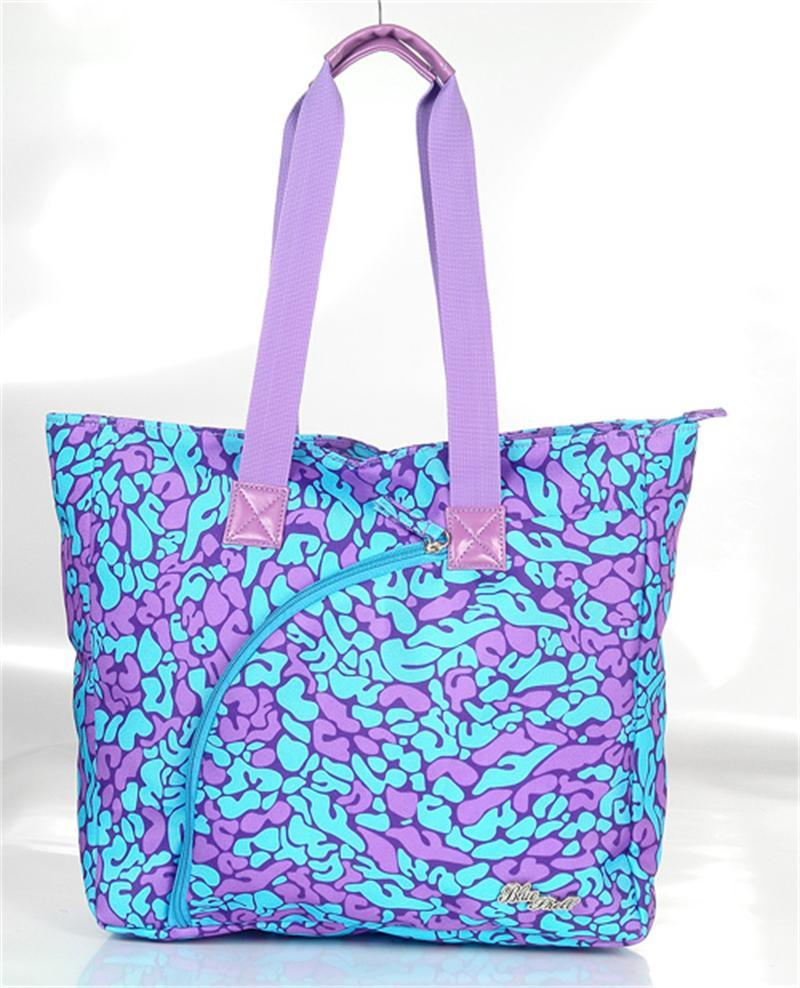 900d Polyester Handbags with Colorful Printing (J13111602-1)