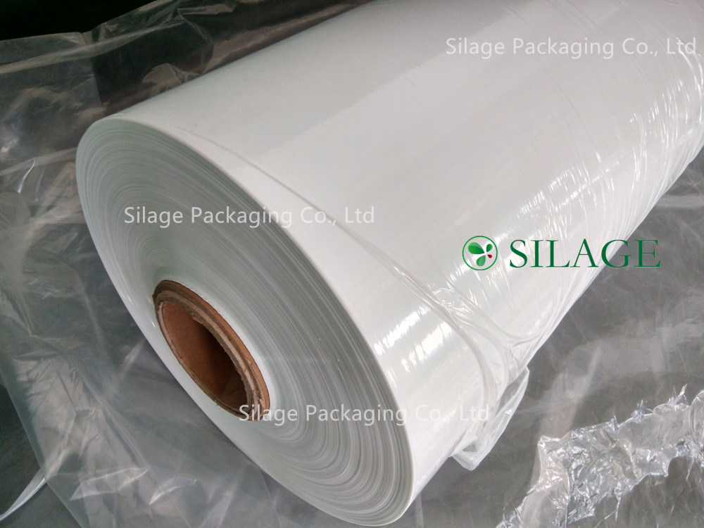 Wide Blown Inner Barrier Film Replace Traditional Bale Net Wrap Silage Sheet Wrapping Film