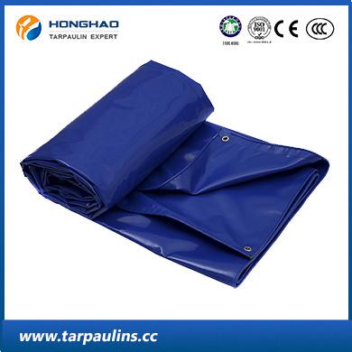 High Strength PVC Knife Coating Waterproof Tarpaulin/Tarp