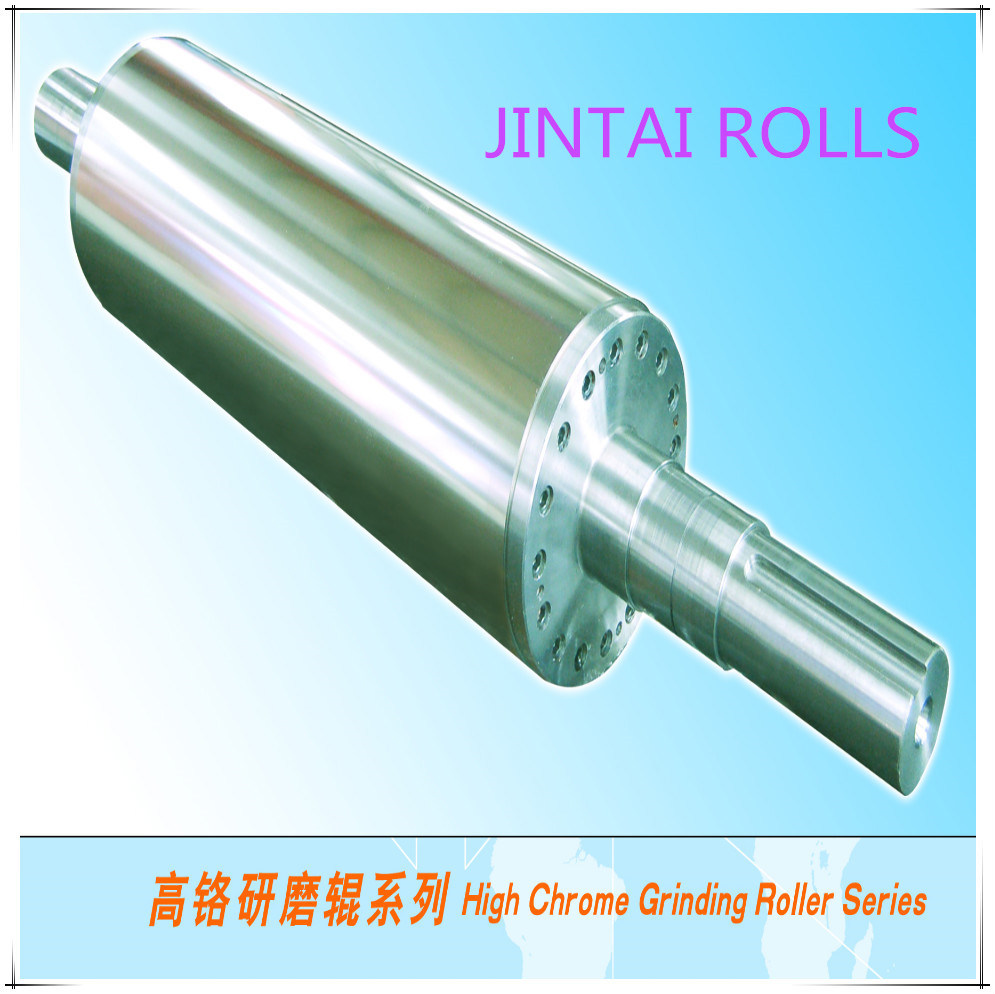 Common Alloy Grinding Rolls for Three-Roller Grinder
