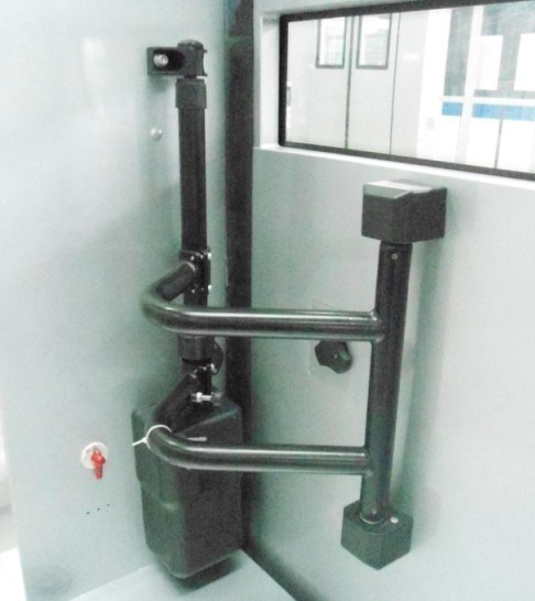 China Pneumatic Bus Door Mechanism For Bus And Coach