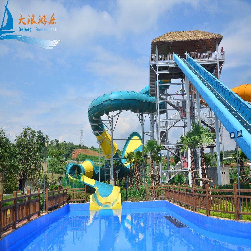 Magic Flying Slide