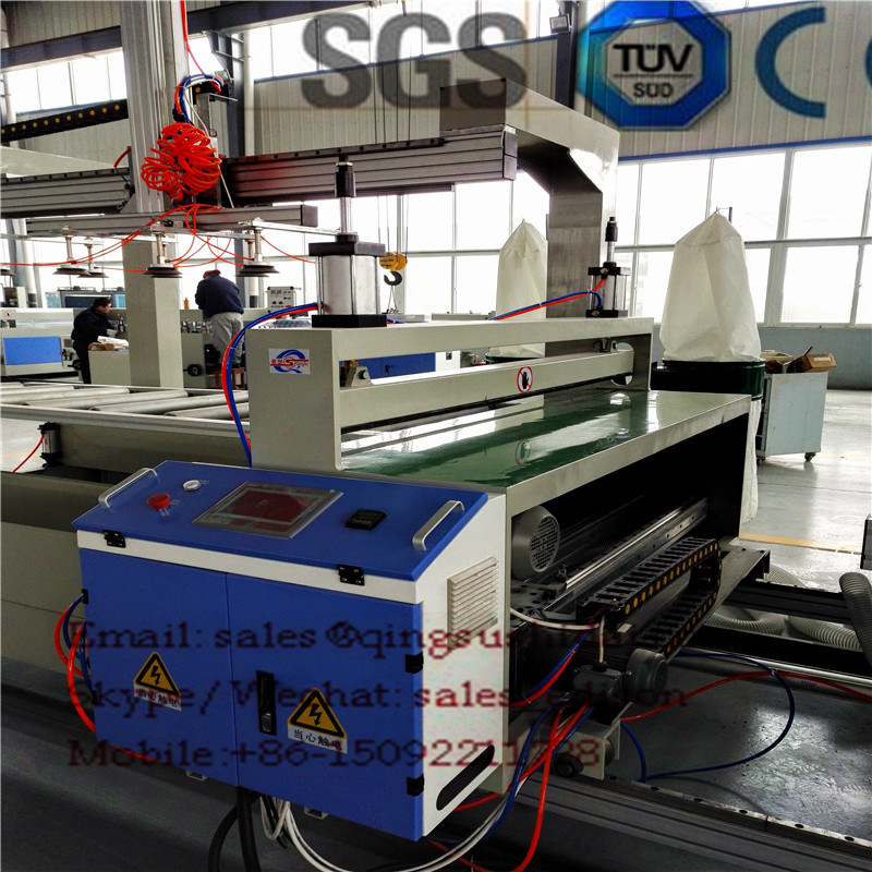 PVC WPC Furniture Board Production Line