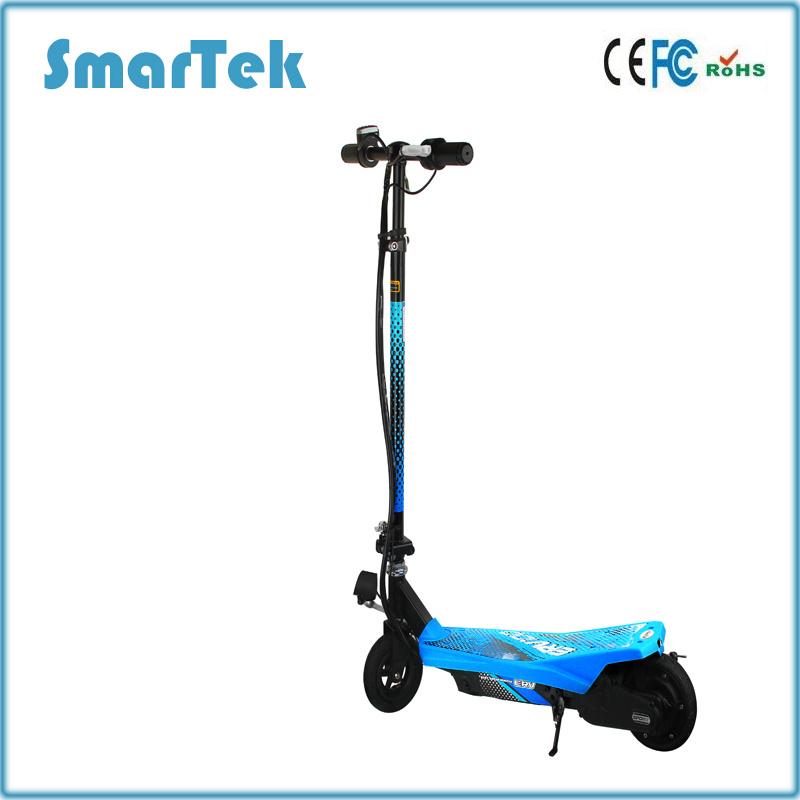 Smartek Kid E-Bike Folding Smart Skater Patinete Electrico Skater with LED Light Electric Skater Scooter Segboard Gyropode for Kid Skateboard S-020-4-1 Kids