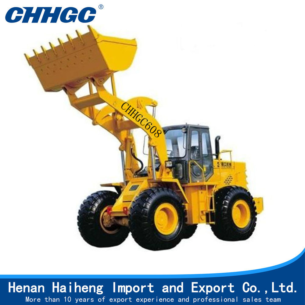 800kg CE Approved Mini Wheel Loader