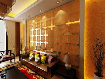 Ladrillo decorativo de la pared de cristal ladrillo - Ladrillo decorativo interior ...