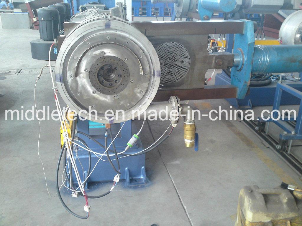 High Filler and Batch Master Compounding Granulation Line