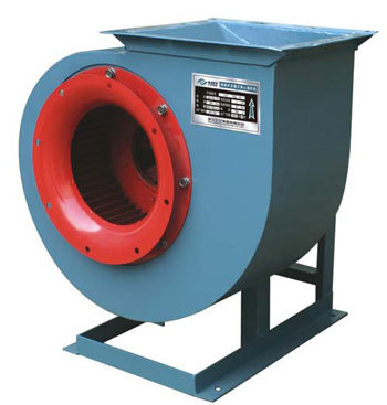11-62 Series Low-Noise Multi-Vane Centrifugal Fans