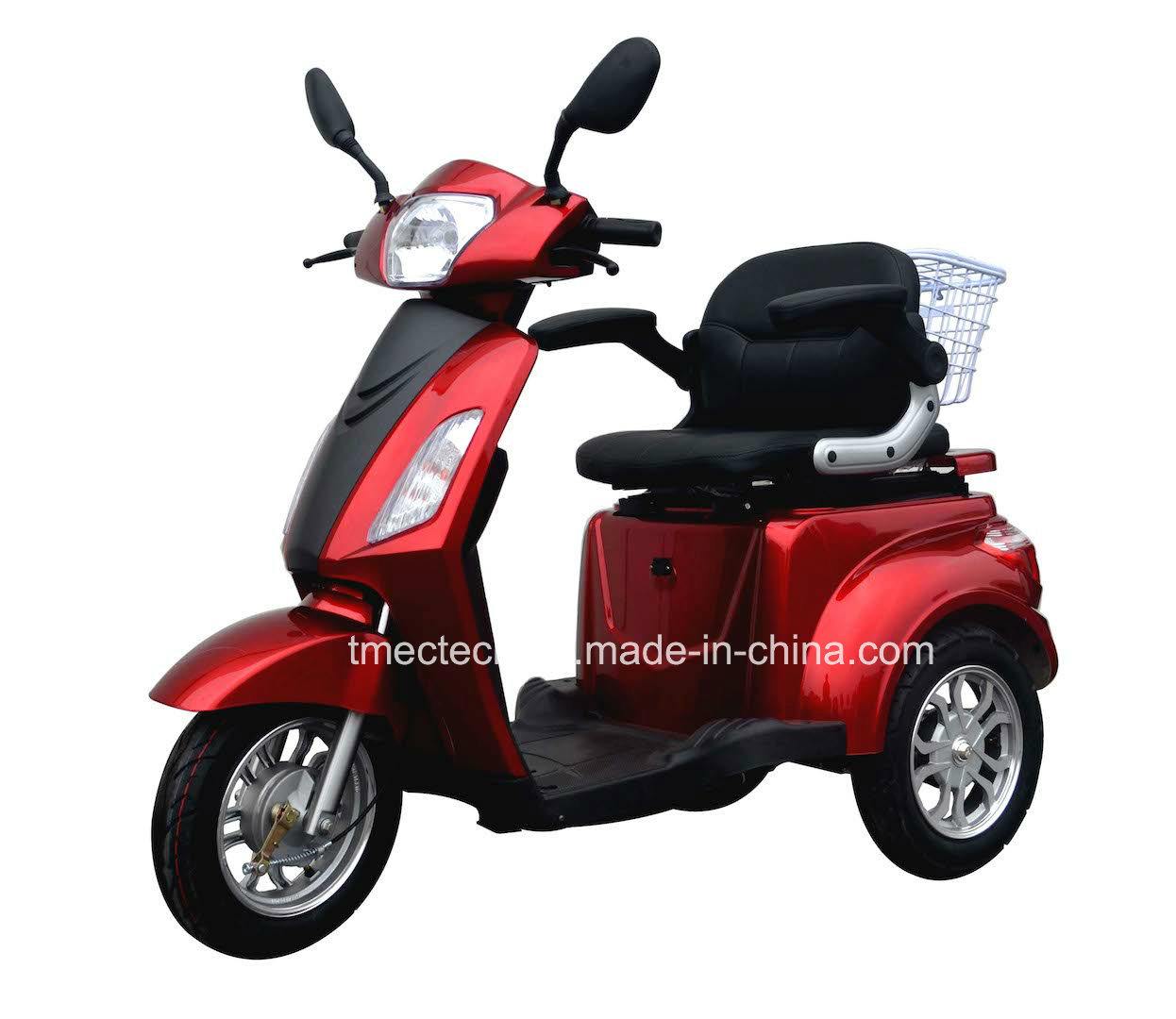 High Speed 800watt 60V 20ah Ce/EEC Electric Tricycle