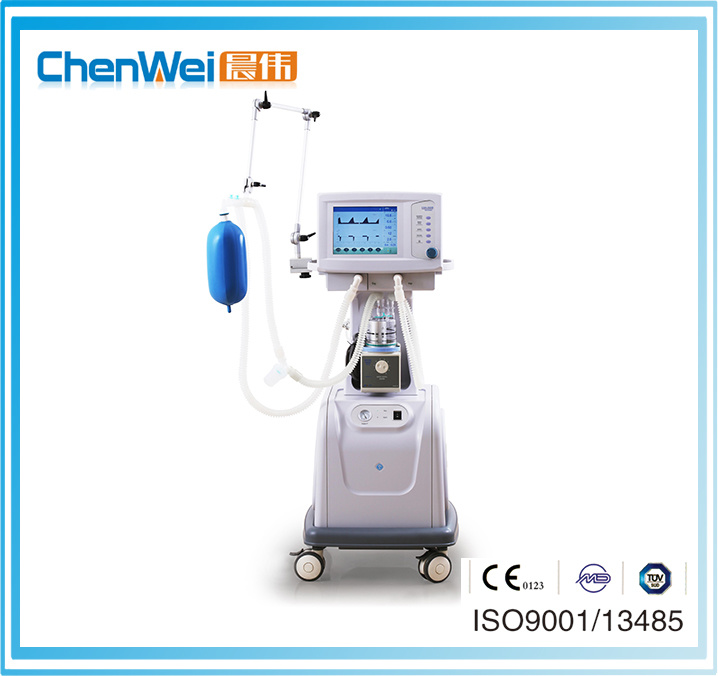 High End CE Approved Ventilator (CWH-3020B)