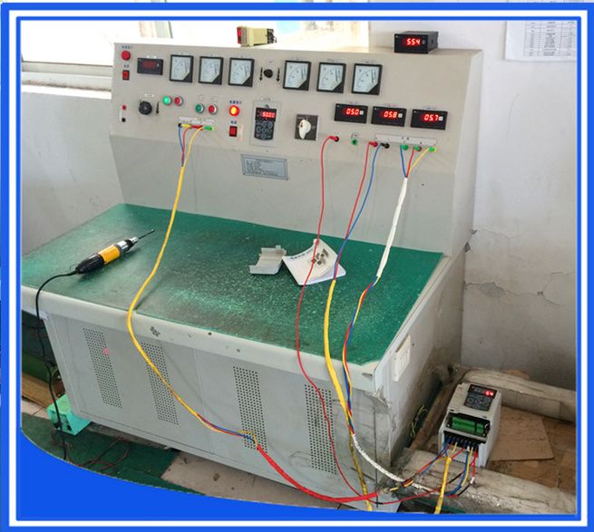 AC Drive Variable Frequency Drive VFD for Electric Motor Controllers