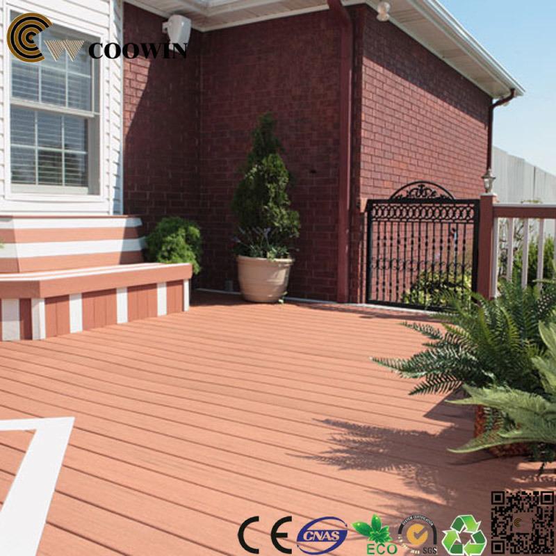 Wood Composite Coowin WPC Plastic Raised Floor