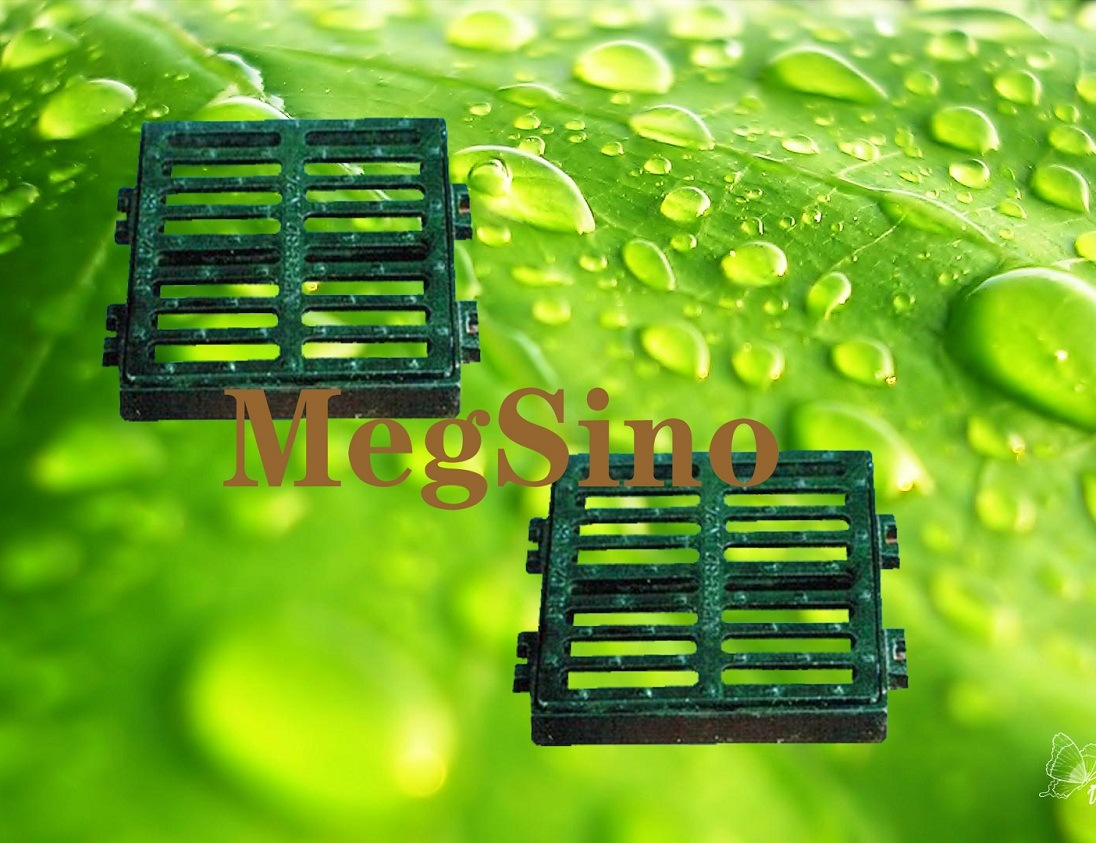 Cast Iron Drainage Grating with High Quality En124