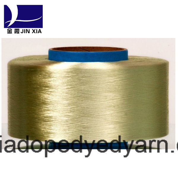 FDY Dope Dyed 1000d/384f Filament Polyester Yarn