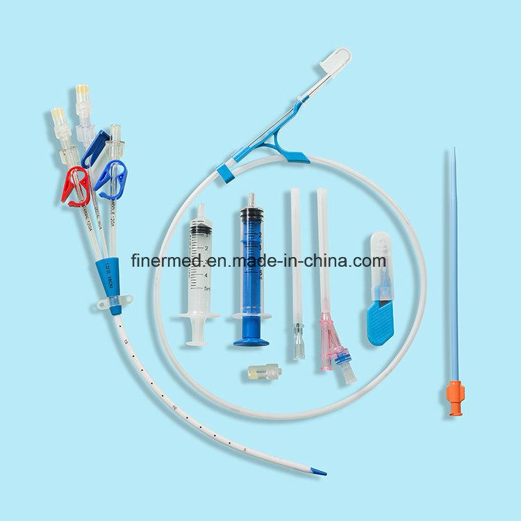 Medical Dialysis Hemodialysis Catheter