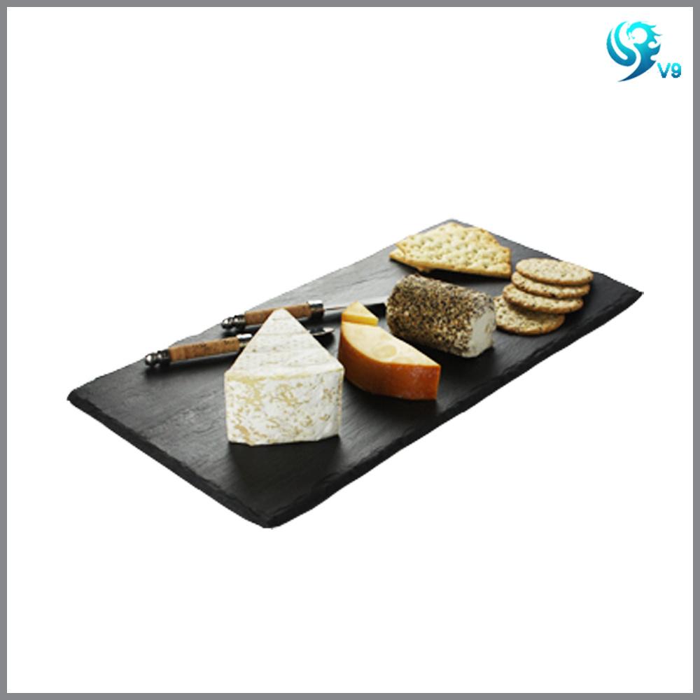 Factory Direct Wholesale Square Shape Custom Slate Board