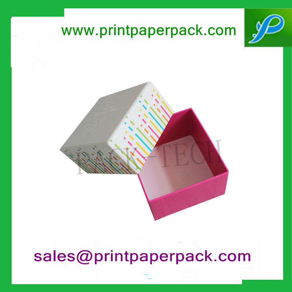 Customized Candy Cake Chocolate Jewelry Cosmetic Perfume Jewellery Cardboard Packing Paper Box Gift Packaging Box