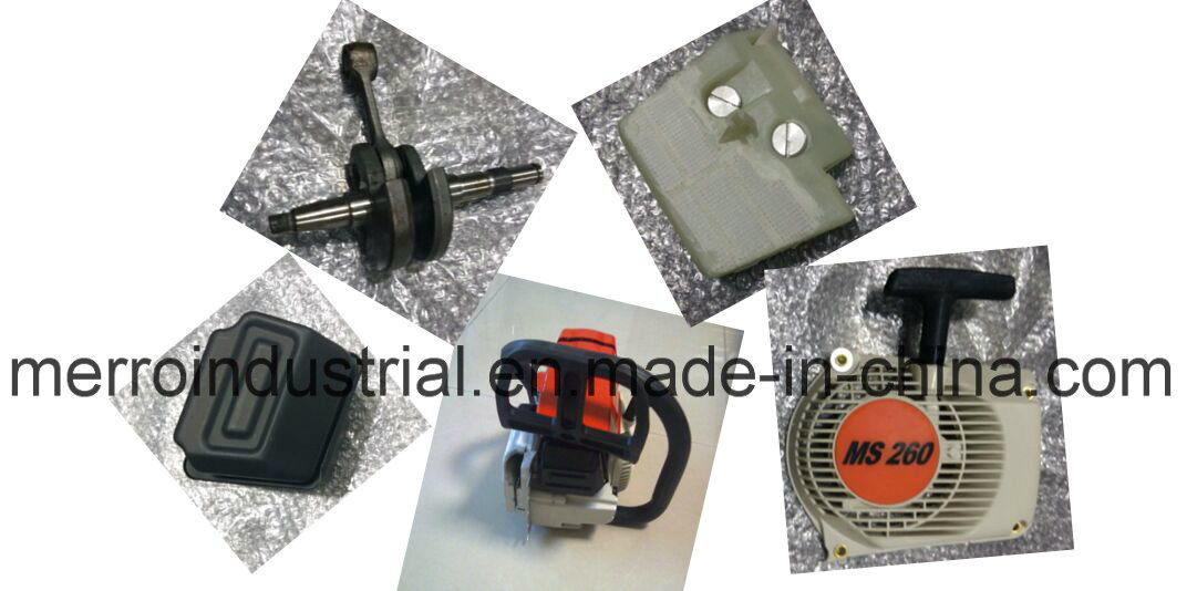 Ms260 Chain Saw and Chainsaw Ms260 with 50cc (3.2 KW)