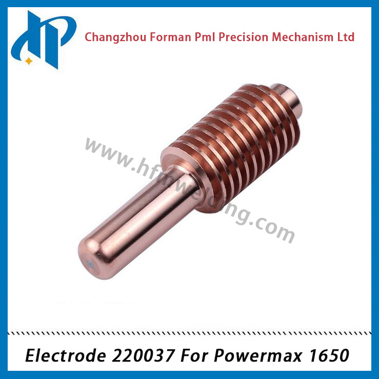 Electrode 220037 for Powermax 1650 Plasma Cutting Torch Consumables 100A