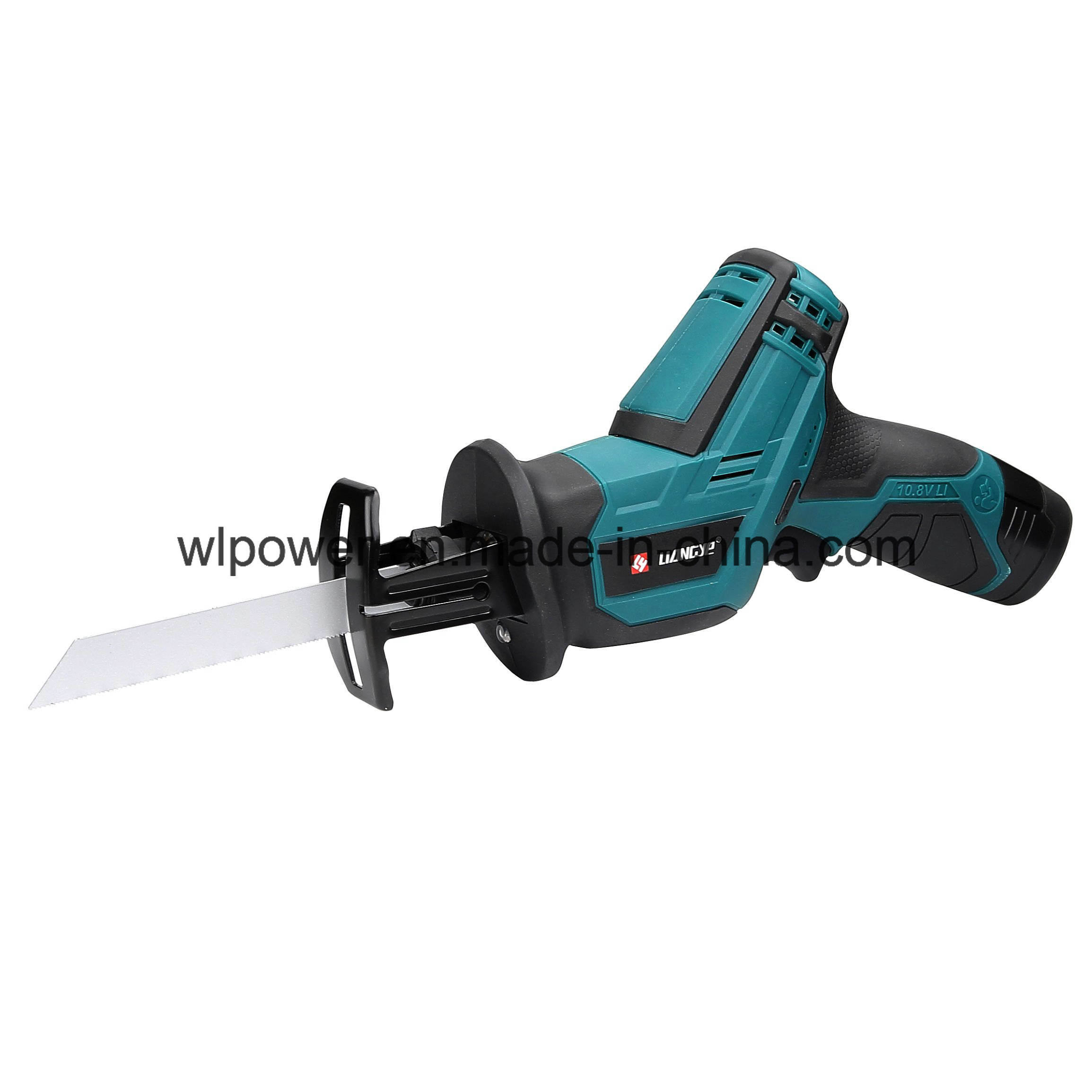 10.8V Cordless Reciprocating Saw Rechargeable Power Tool