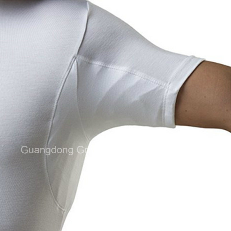Undershirt Anti-Sweat Slim Fit V Neck Mens T-Shirts