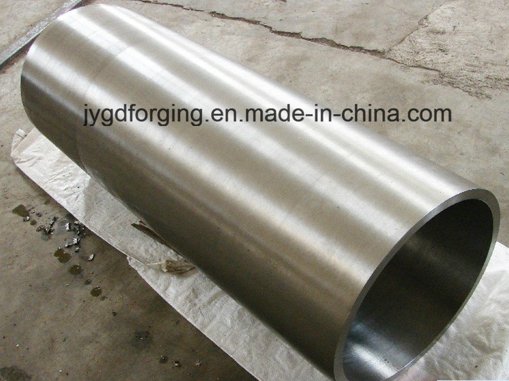 Forged Uns S32550 High Pressure Steel Seamless Pipe