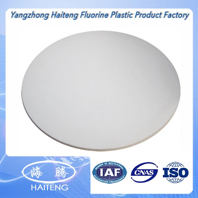 Teflon PTFE Sheet Round Sheet/Plates