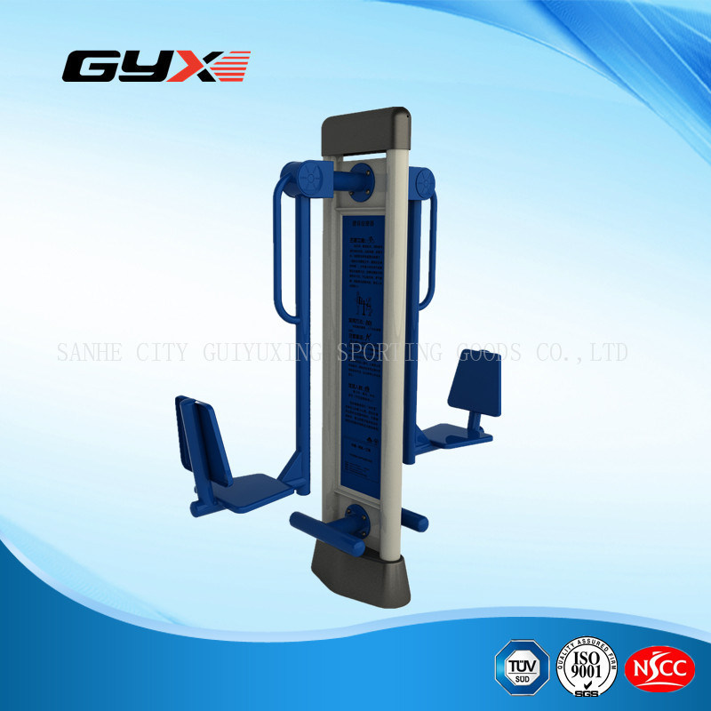 Outdoor Body-Building Leg Press for Improving Stability of Lower Limbs