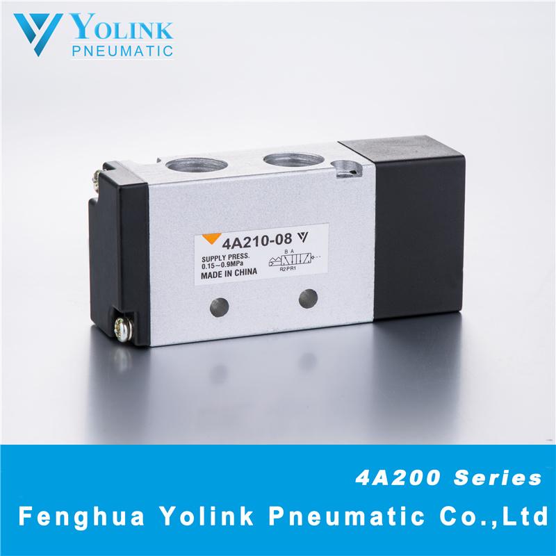 Yolink Exterior Control Pneumatic Valve