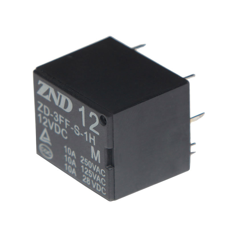 T73 (3FF) Power Relay 10A 12V Electromagnetic Relay 4pins Ma