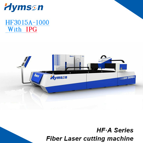 Fiber Laser Cutting Machine (HF3015A-1000W) with Ipg