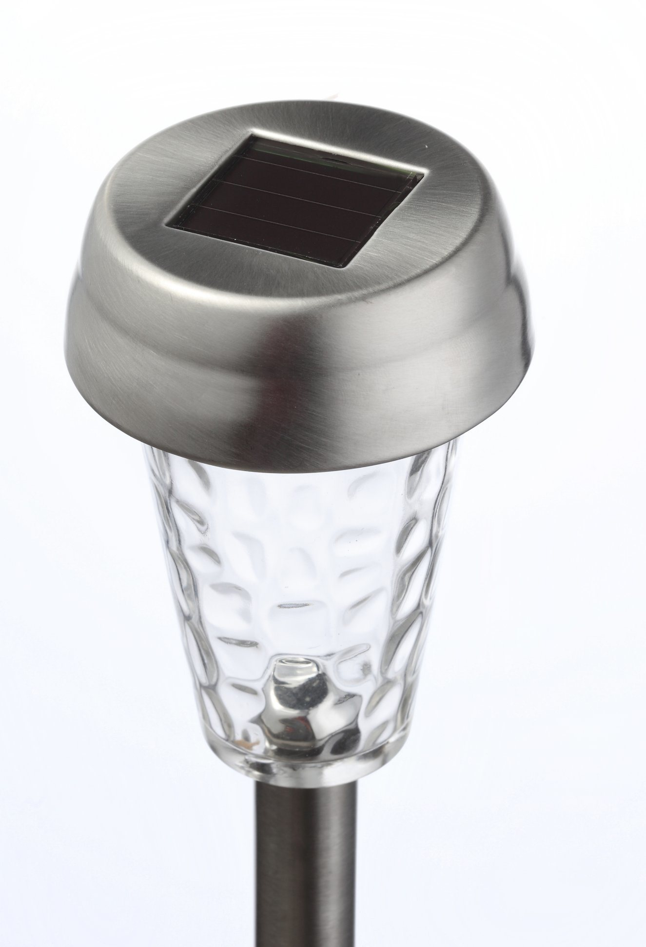 Solar Glass Len Path Light