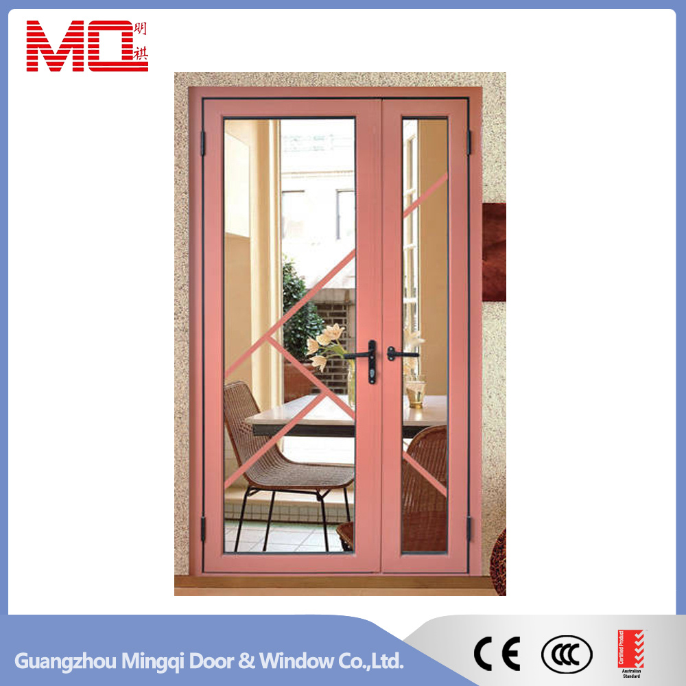 Customized Design Swing Door Aluminum Csement Door Mqd-04