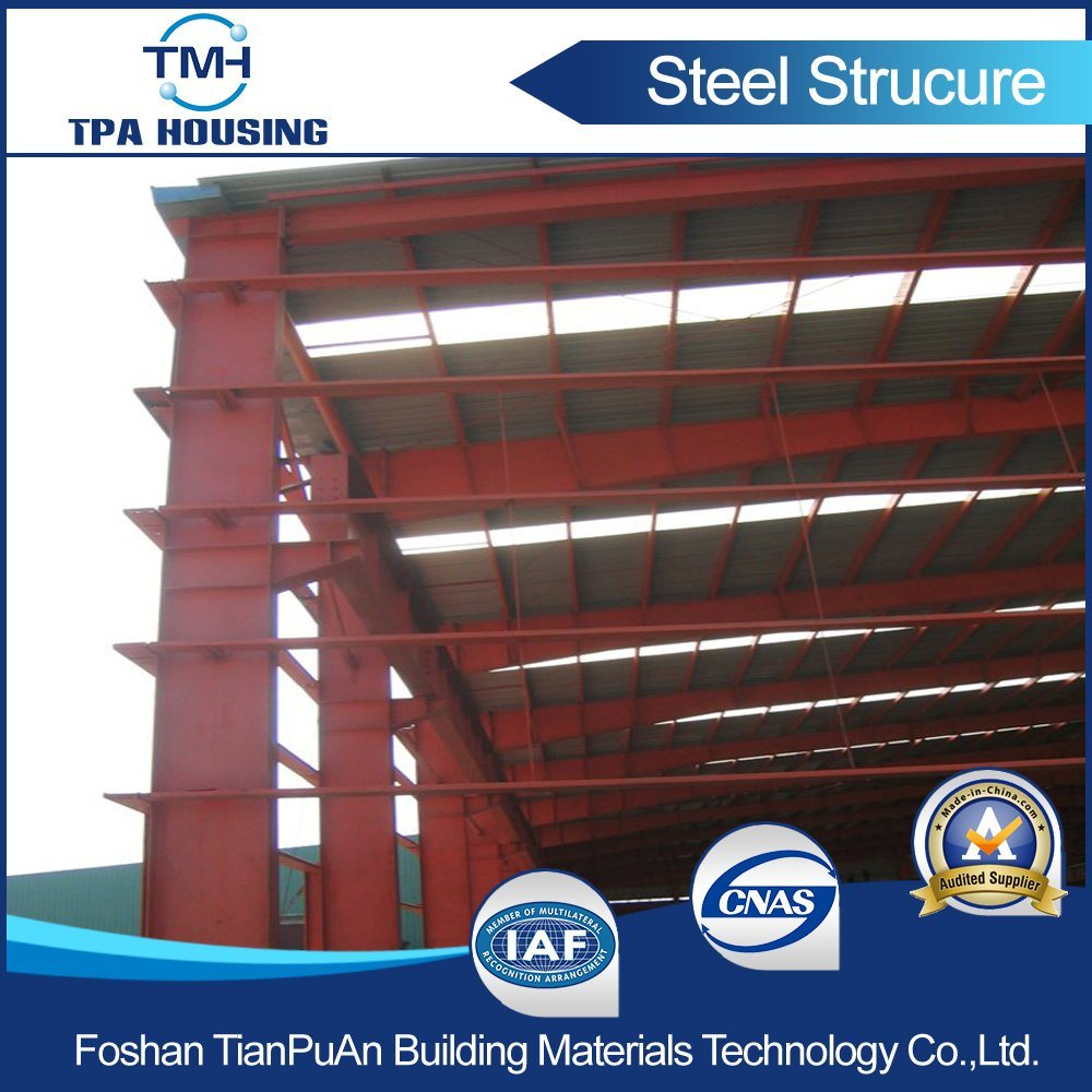 Fabrication Steel Structure Prefabricated House Building
