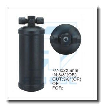 Filter Drier for Auto Air Conditioning Part (Steel) 76*225