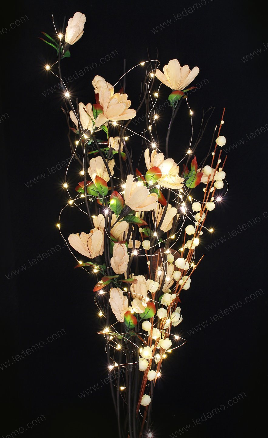 LED Decoration 10m 100LED Christmas Copper Light