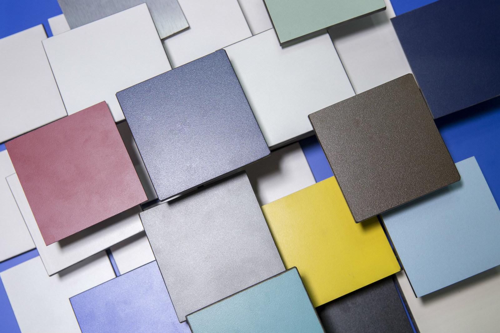 Sample of Compact Laminate Board/Sheet (HPL)