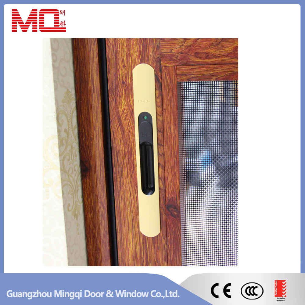Customized Size and Design Aluminum Sliding Window Mq-01