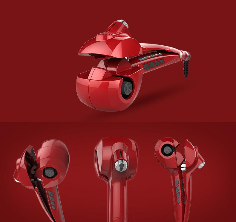 OEM Best Price PRO LCD Hair Curler