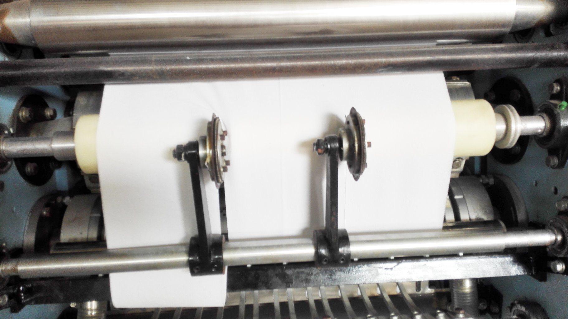 190 Type 2 Row Extraction Type Tissue Paper Machine