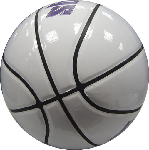 8 Slices PVC Laminated Sport Basketball