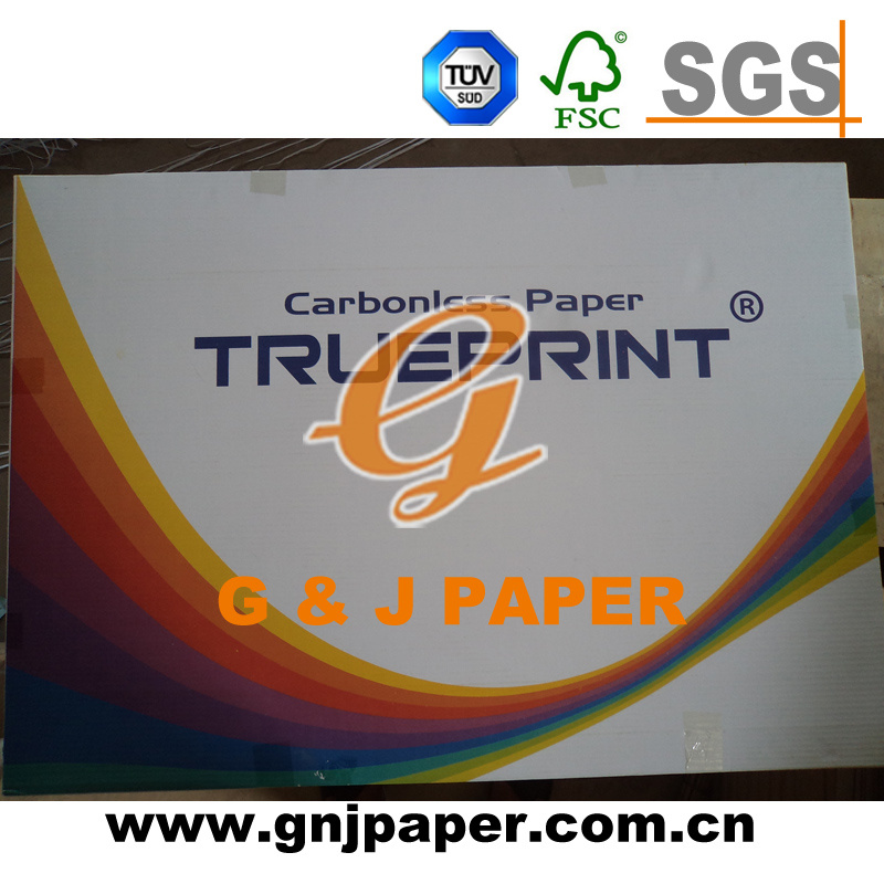 Different Sizes NCR Paper for Receipt Book Production
