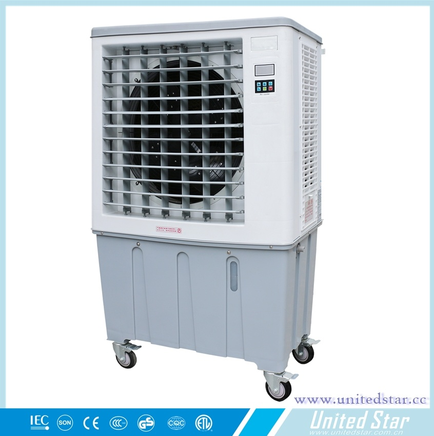 Air Cooler for Home Appliance with Big Flow Remote Contronl