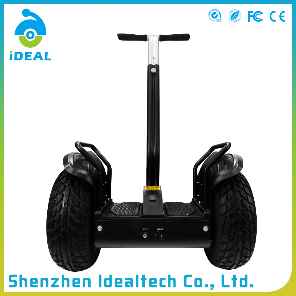 13.2ah Lithium Battery Two Wheel Balance Electric Mobility Scooter