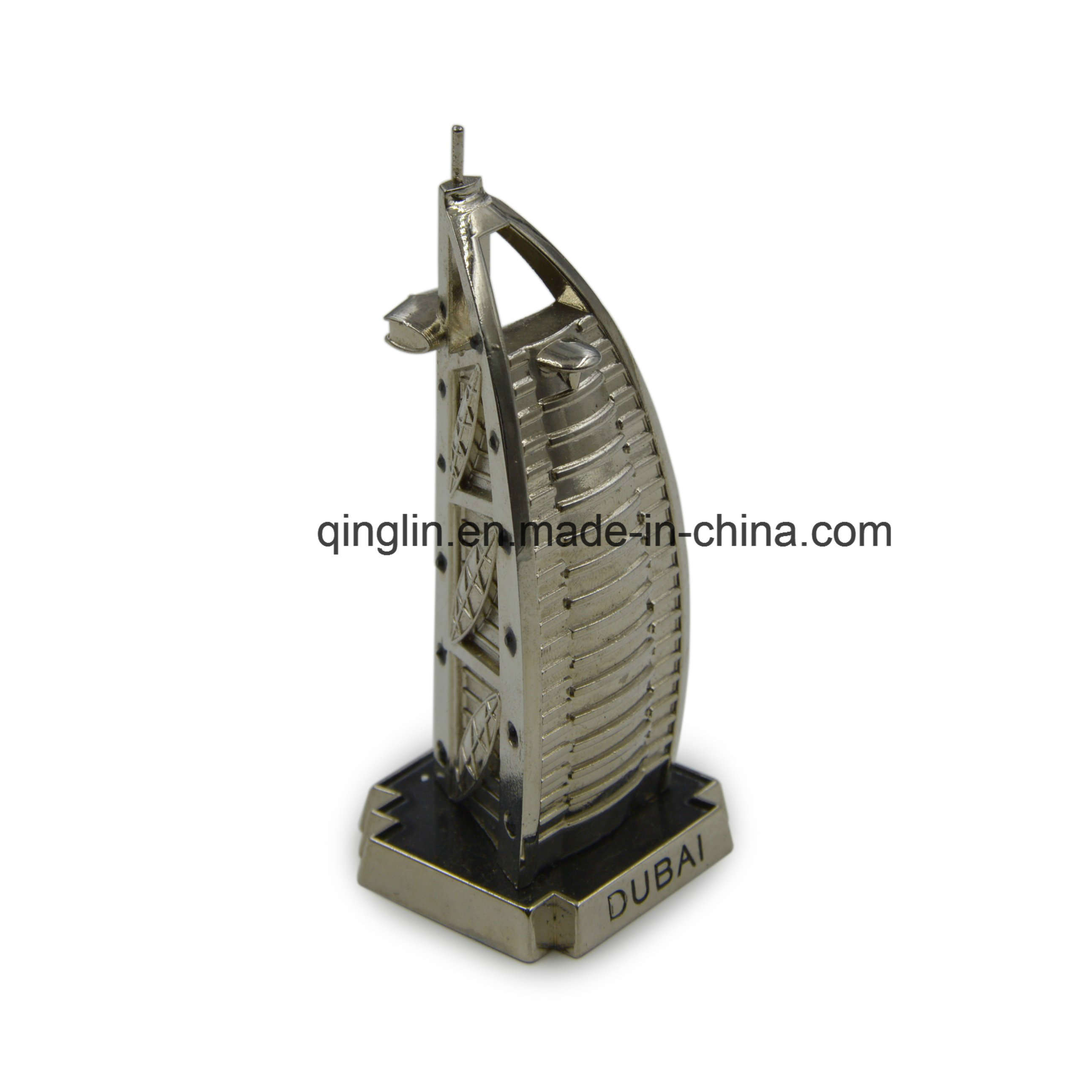 Promotional Custom Metal Tourist Model Souvenir